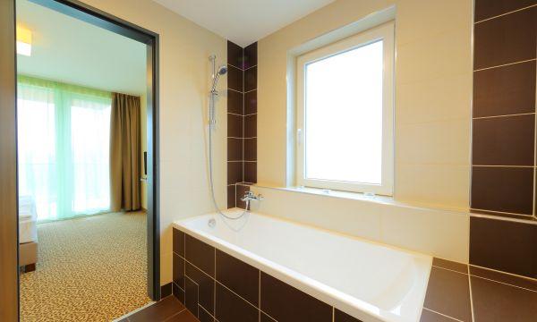 Hotel Margaréta - Balatonfüred - Deluxe lakosztály fürdő