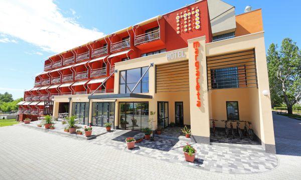 Hotel Margaréta - Balatonfüred - Szálloda front