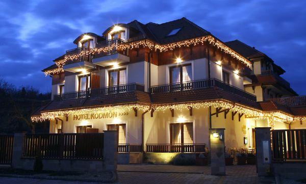 Hotel Ködmön - Eger - Hotel külső