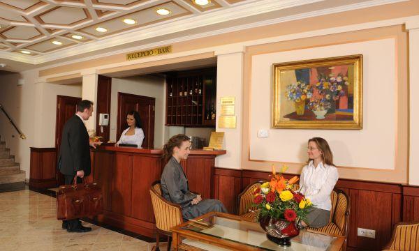 Hotel Ködmön - Eger - lobby